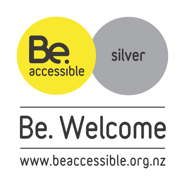 Be welcome, be accessable